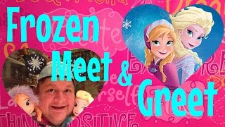 My Trip To Arendale - Anna & Elsa Meet & Greet✨