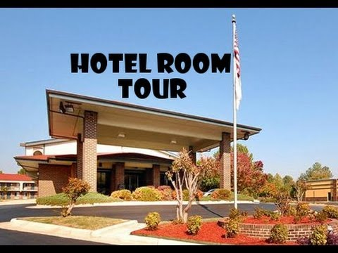 Hotel Room Tour: Handicapped Queen Room at the Quality Inn – Huntsville, Alabama