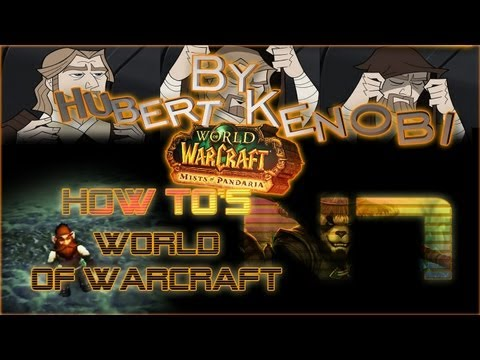 How to download and install the World Of Warcraft Pandaria