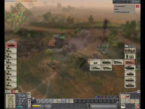 Men of War Vidcast: Repair That Tank! Part 4 of 4