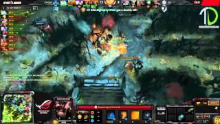 iG vs C9 -Bo3 -Game1 - Chung kết nhánh thua SLTV 12