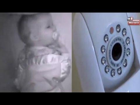 Man hacks baby monitor, screams at infant to wake up