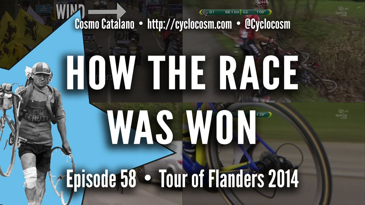 How The Race Was Won Tour Of Flanders