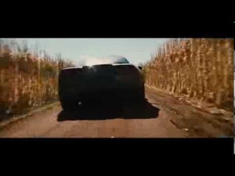 The Last Stand - Cornfield Car chase scene [full]