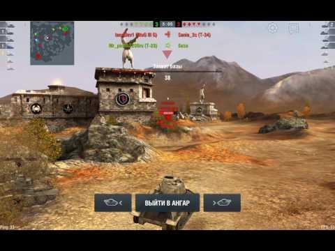 World of Tanks: Blitz. Летсплей плюс новости по обновлению 3.1