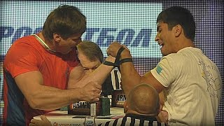 World Armwrestling Championship 2016 LEFT 90 KG