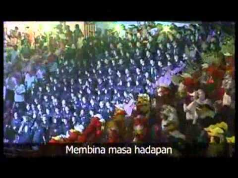 Koir Satu Malaysia (minus One) Kakitangan Klinik Kesihatan Telupid video