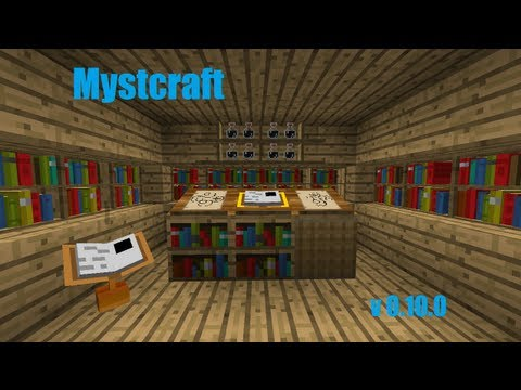 Minecraft Mystcraft Tutorial