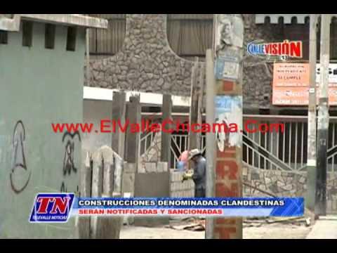 CONSTRUCCIONES DENOMINADAS CLANDESTINAS CASA GRANDE SERÁN SANCIONADAS