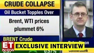Peter Dixon of Commerzbank speaks on current crude crash | Exclusive