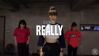 Bada lee Class | blackpink - really | Justjerk Dance Academy