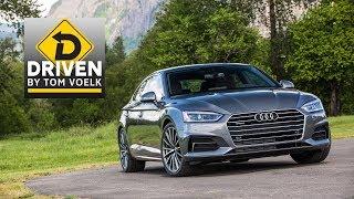 Driven- 2018 Audi A5 Sportback 2.0T Quattro