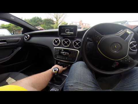 Mercedes-Benz A180 Review at 20.000 miles