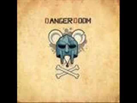Danger Doom - No Names Black Debbie