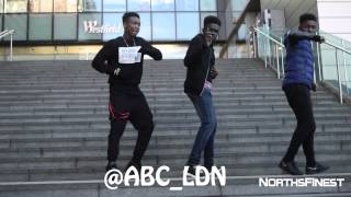 #NorthsFinest: African Baddest Crew (@ABC_LDN) Dance Video