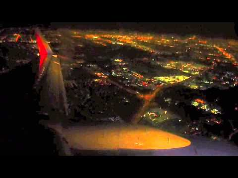 Southwest Airlines 737-700 FULL FLIGHT (Los Angeles,CA to Las Vegas,NV)