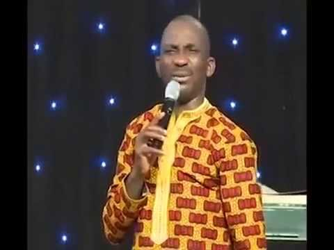 Dr Paul Enenche ~~~  LOOK UP TO GOD