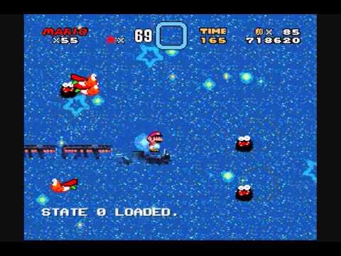 Let's Play: Brutal Mario English -- Part 9: I Hate Mega Man Bosses! video