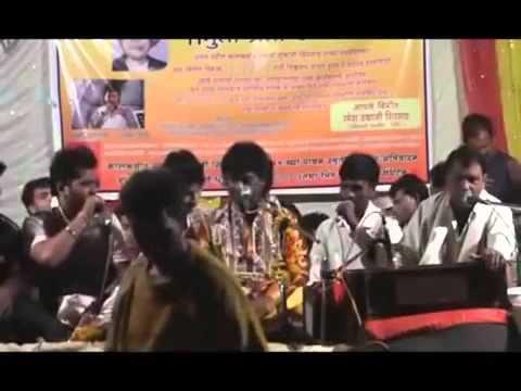Barrister Saheb Majha (ramai Tribute) - Anand Shinde Live In Kannad, Aurangabad video