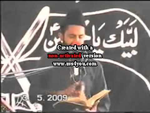 Ali un Waliullah in Namaz is Wajib - Allama Azhar Haidri Part 1_4 - by HaQ Ali HaQ