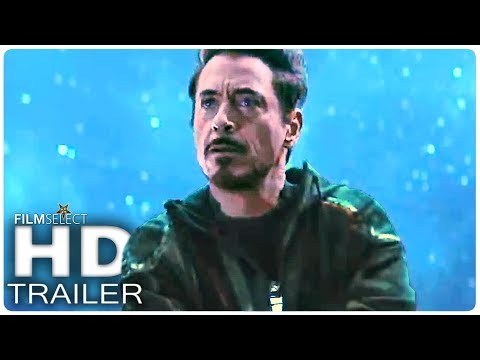 AVENGERS INFINITY WAR: We Need Help Trailer (2018)