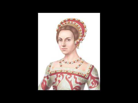 The Face of Catherine Parr (Artistic Reconstruction)