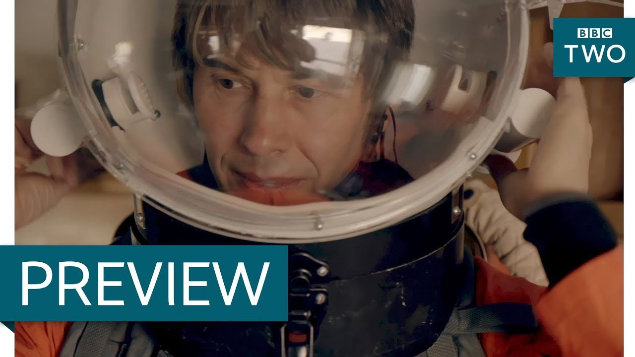 Brian Cox visits the Mars Desert Research Station - The 21st Century Race For Space - BBC Two