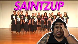 SaintzUp - Moana Medley [MUSIC REACTION]