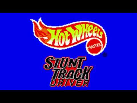 Game Room - Hot Wheels: Stunt Track Driver