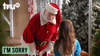 I'm Sorry - Awkward Santa Moment | truTV