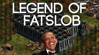AoE2 - The Legend of Fatslob!?