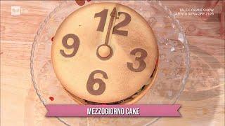 Mezzogiorno cake - È sempre mezzogiorno 22/10/2021