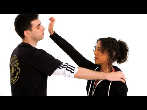 How to Attack an Assailant's Nose | Self Defense