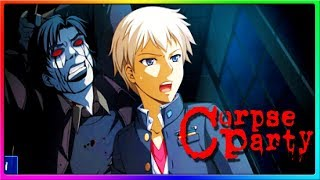 Corpse Party - LOOK BEHIND YOU! | Episode 4 of Corpse Party Playthrough