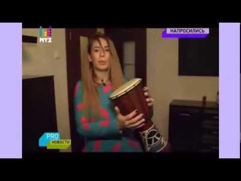 Напросились: Айза Долматова (PRO новости, муз тв от 20.02.2014)