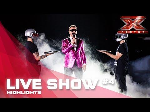 X Factor in 3 minuti: HIGHLIGHTS Live 4