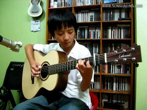 Sungha Jung - One Of Us