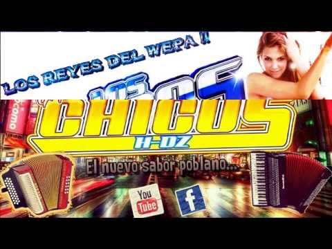 LOS CHICOS H-DZ 2014 LA CUMBIA DE LAS GUITARRAS