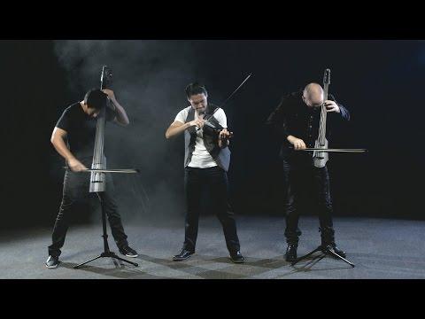 カッコ良過ぎなバイオリン・チェロ・ベースカバーの神業演奏映像