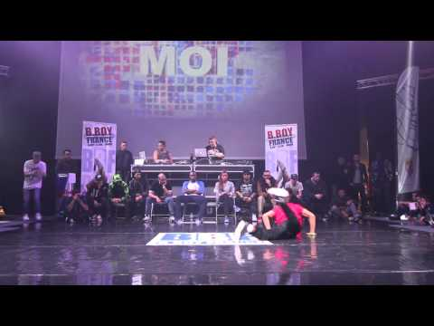 BBOY FRANCE 2015 - 1/4 - Medhi (Immigrantz) vs MIKA  - The COAL©