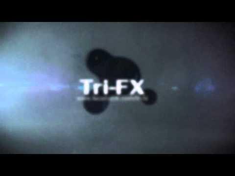 Tri-FX new title animation