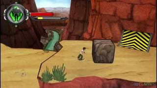 Ben 10: Protector of Earth - Gameplay PSP HD 720P (PPSSPP)