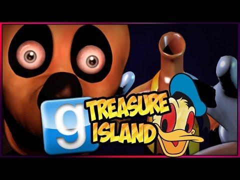 Topolino Fa Paura - Gmod At Treasure Island | W  Gabby & Heatfox video