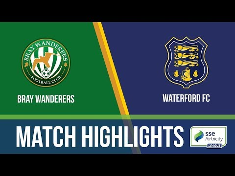 HIGHLIGHTS: Bray Wanderers 0-0 Waterford