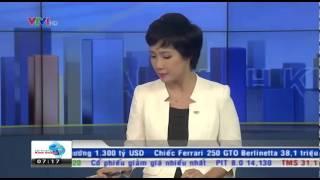 VTV ban tin Tai chinh sang 18 08 2014