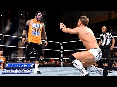 Jimmy Uso vs. The Miz: SmackDown, December 26, 2014