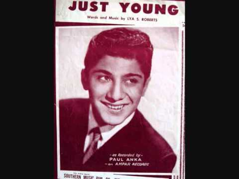 Anka Paul - Just Young