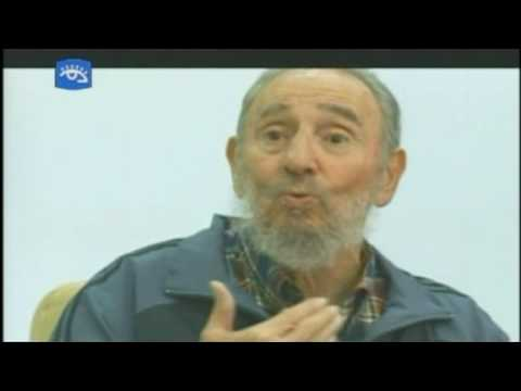 Fidel Castro returns to TV with dire warning of nuclear conflict