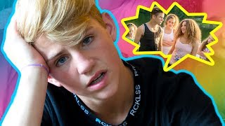MattyBRaps Reacts - When A Girl Likes A Boy (Haschak Sisters)