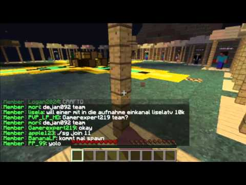 minecraft ITA - hunger games 1.5.2 #5